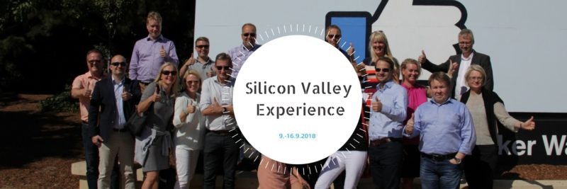 Silicon Valley Experience 2018