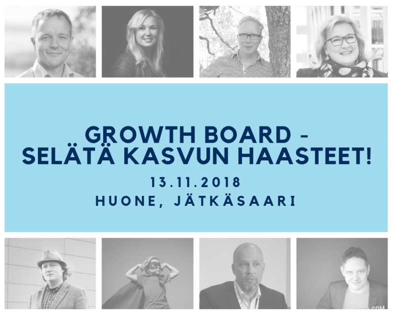 GROWTH BOARD 2018