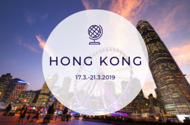 Hong Kong Excursio 17.3.-20.3.2019