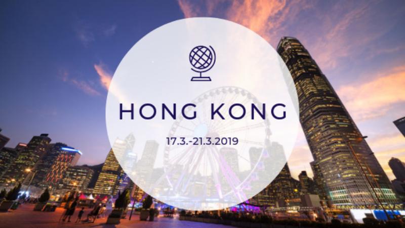 Hong Kong Excursio 17.3.-20.3.2019