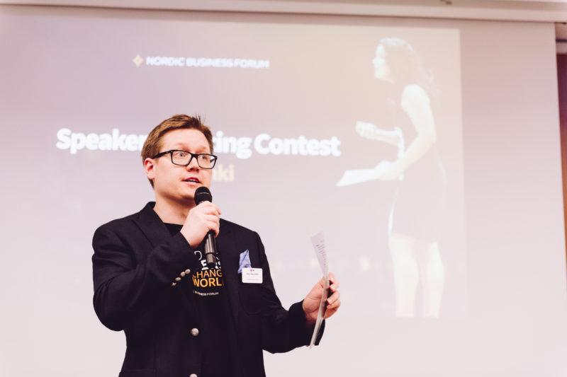 VIP-jäsenprofiili: Hans-Peter Siefen, Nordic Business Forumin perustaja