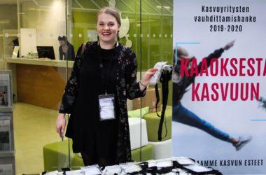 Kaaoksesta Kasvuun Turku toi yhteen paikalliset kasvuyrittäjät