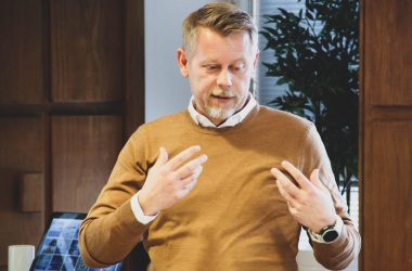 Growth Stories: Case Vellamo – Design strategisen position ajurina