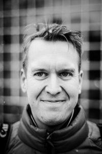 Juuso Hämäläinen (kuvassa) alusti Boardman Grown tilaisuudessa
