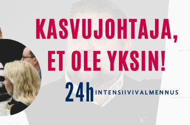 24h Intensiivivalmennus 24.-25.9.2021